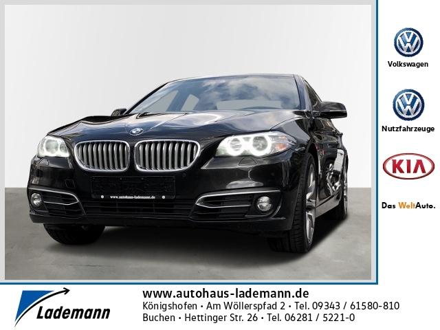 BMW 520 d AUTOMATIK XENON+ KLIMAAUTOMATIK+ EINPARKHI, Jahr 2014, Diesel