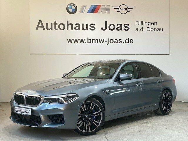 BMW M5 Limousine (Gestiksteuerung, HiFi, DAB, LED), Jahr 2019, Benzin