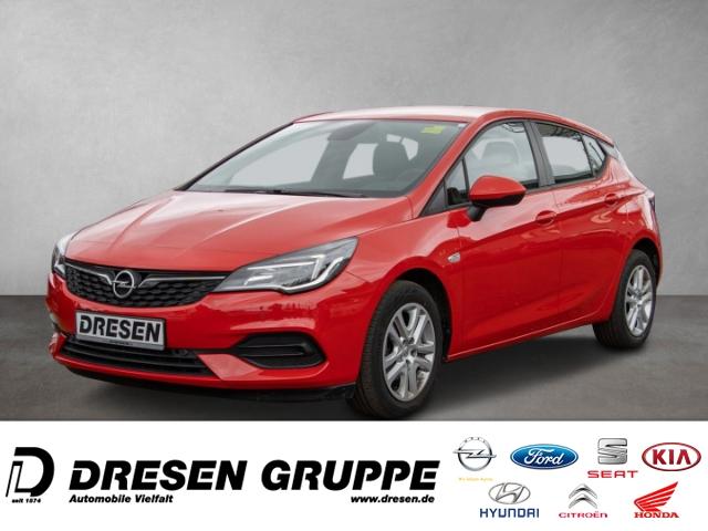 Opel Astra K Edition Start Stop 1.2 Turbo EU6d/Parkpilot/Bluetooth/, Jahr 2020, Benzin
