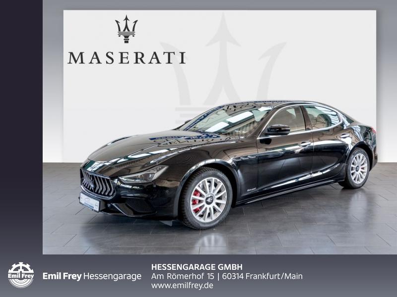 Maserati Ghibli GranSport Aut. Kamera DAB 1.Hand, Jahr 2018, Benzin