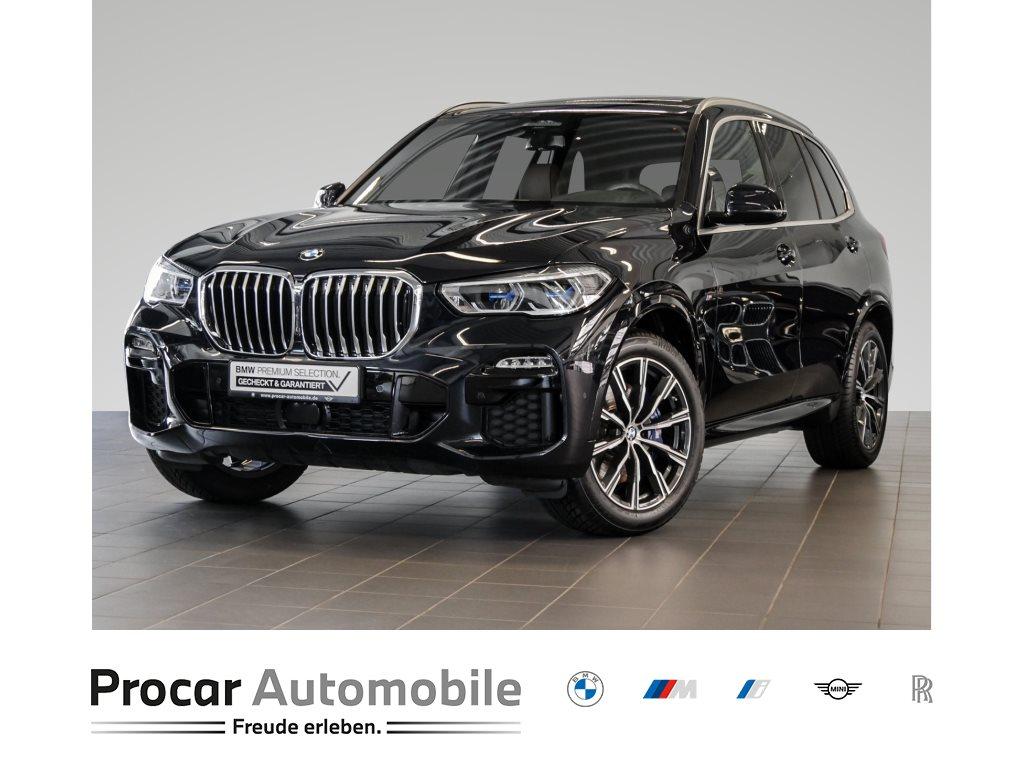BMW X5 xDrive30d M Sportpaket AHK Laser DrivAssProf Soft-Close, Jahr 2021, Diesel