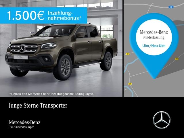 Mercedes-Benz X 250 d 4M Progressive Edition AHK Winterp. Navi, Jahr 2018, Diesel