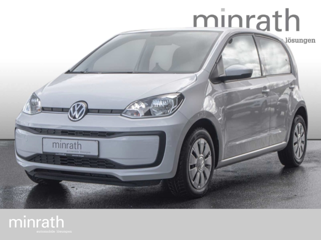Volkswagen up! move BMT Start-Stopp 1.0 LED RDC Klima AUX USB ESP, Jahr 2017, Benzin