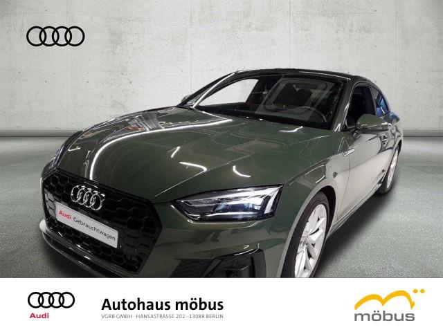 Audi A5 Coupé S-LINE 35 TFSI 6GA*AVC*SHZ*DAB*GRA*AMBI, Jahr 2021, Benzin