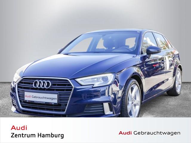 Audi A3 Sportback 2,0 TDI sport 6-Gang NAVI XENON, Jahr 2017, Diesel
