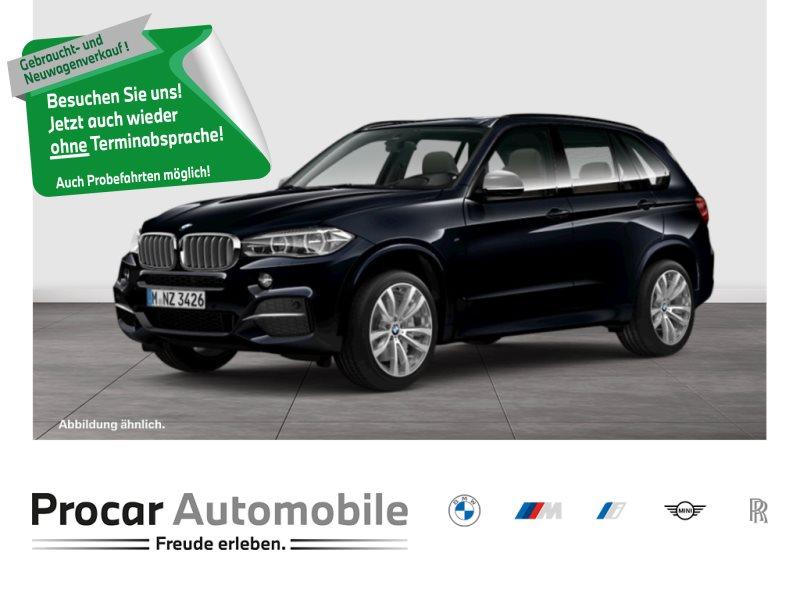 BMW X5 M50d 50 JAHRE BMW BANK AKTION AB 0,15% FINANZIERUNG!!, Jahr 2017, Diesel