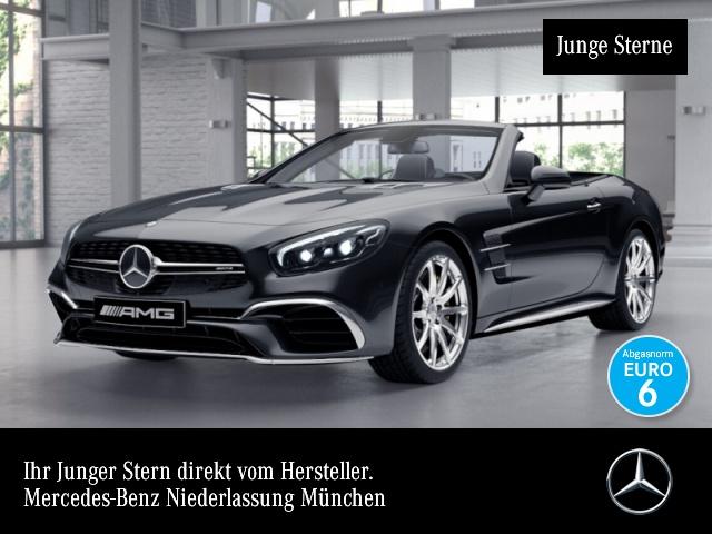 Mercedes-Benz SL 65 AMG Cab. Keramik designo B&O Driversp COMAND, Jahr 2016, petrol