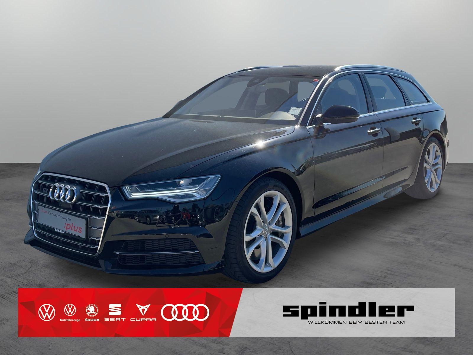 Audi S6 Avant 4.0 TFSI Quattro S-tronic / Matrix, AHK, Jahr 2018, Benzin