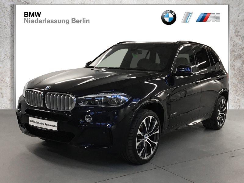 BMW X5 xDrive40d EU6 M Sport LED Navi Komfortsitz GD, Jahr 2017, Diesel