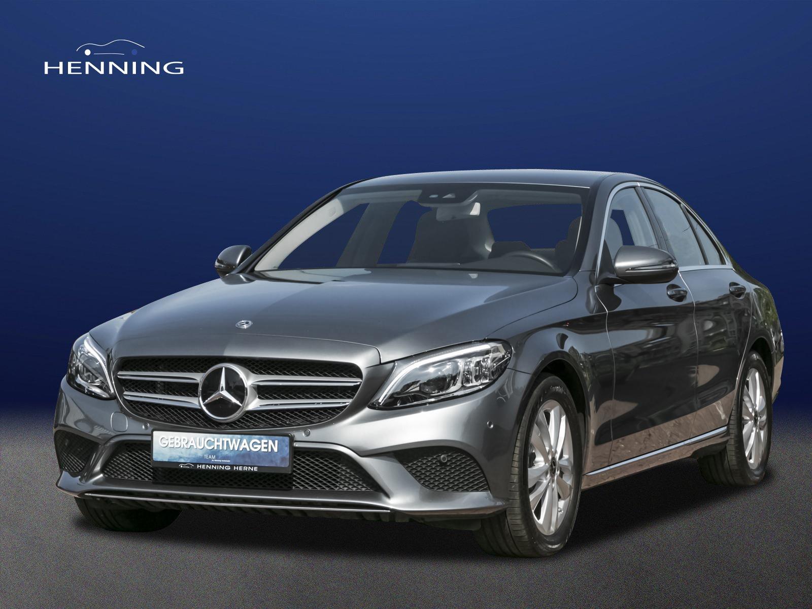 Mercedes-Benz C 300 d Avantgarde Kamera Keyless Go LED. AHK., Jahr 2019, Diesel