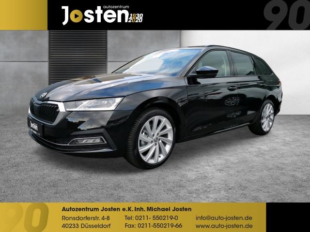 Skoda Octavia Combi Style 1.5 NAVI LED virtual CANTON, Jahr 2020, Benzin