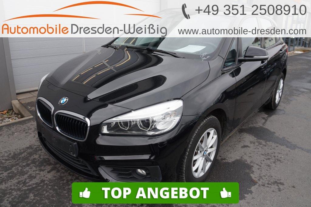BMW 218 Active Tourer d Advantage*Nav*LED*Parkassist, Jahr 2017, Diesel
