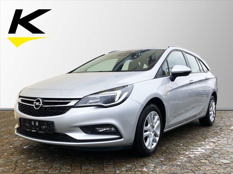 Opel Astra Edition, Jahr 2018, Benzin