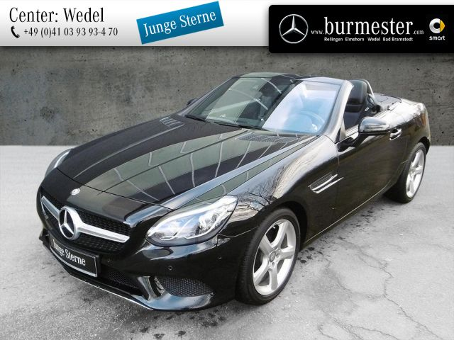 Mercedes-Benz SLC 200 LED+Navi, Jahr 2016, Benzin