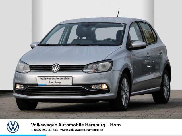 Volkswagen Polo 1.0 Comfortline 4-türig Navi Klima PDC, Jahr 2017, Benzin