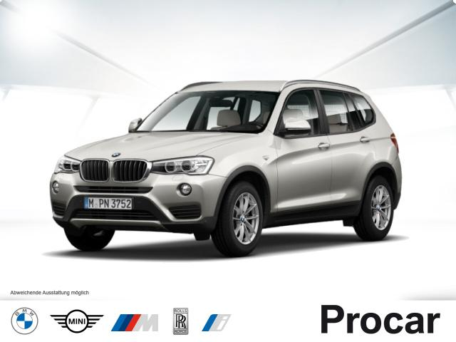 BMW X3 xDrive20d Innovationsp. Aut. Navi Business, Jahr 2014, Diesel