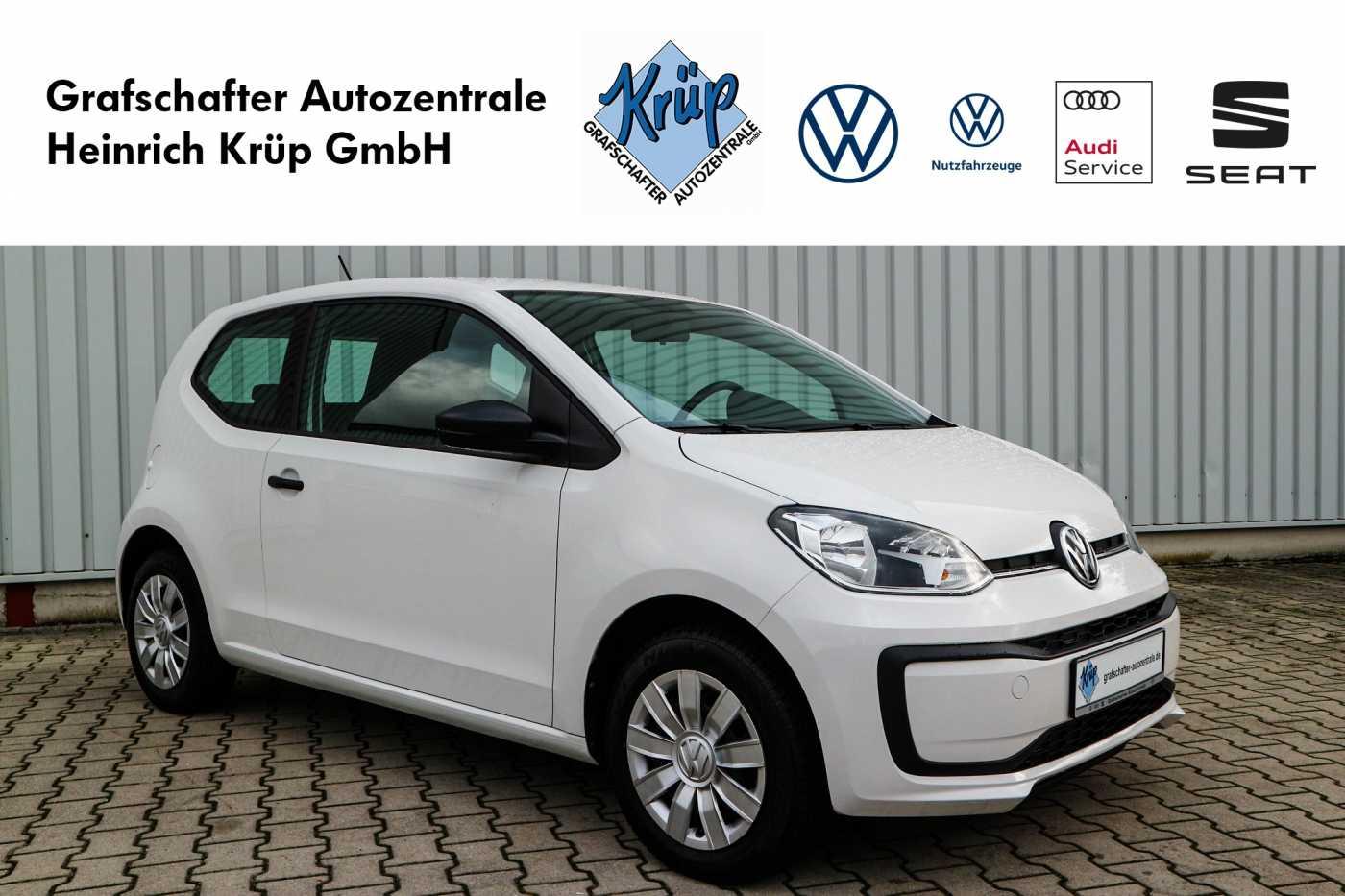 Volkswagen Up take up!, Jahr 2017, Benzin
