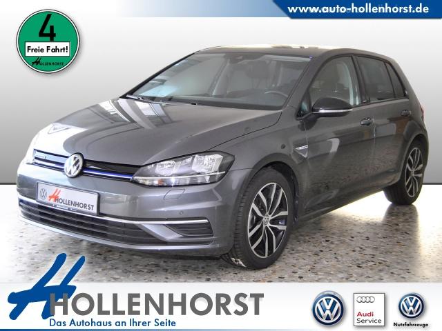 Volkswagen Golf VII 1.5 TSI IQ Drive, Navi, ACC, AHK, Klima, Jahr 2019, Benzin