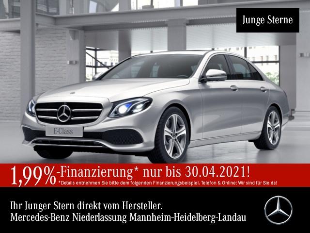 Mercedes-Benz E 450 4M Avantgarde Fahrass WideScreen 360°, Jahr 2019, Benzin