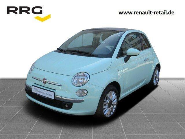Fiat 500Cabrio Lounge 0,99% Finanzierung, Jahr 2015, Benzin