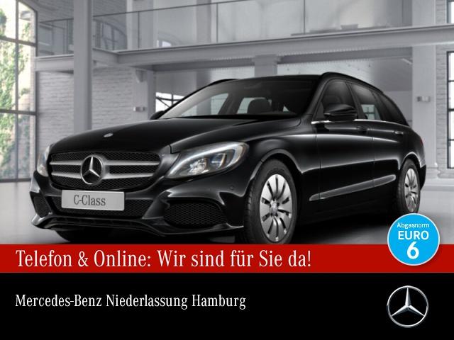 Mercedes-Benz C 220 d T LED Navi PTS Sitzh Sitzkomfort Temp, Jahr 2016, Diesel