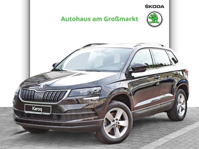 Skoda Karoq Ambition 4x4 TDI DSG Panorama, Jahr 2018, Diesel