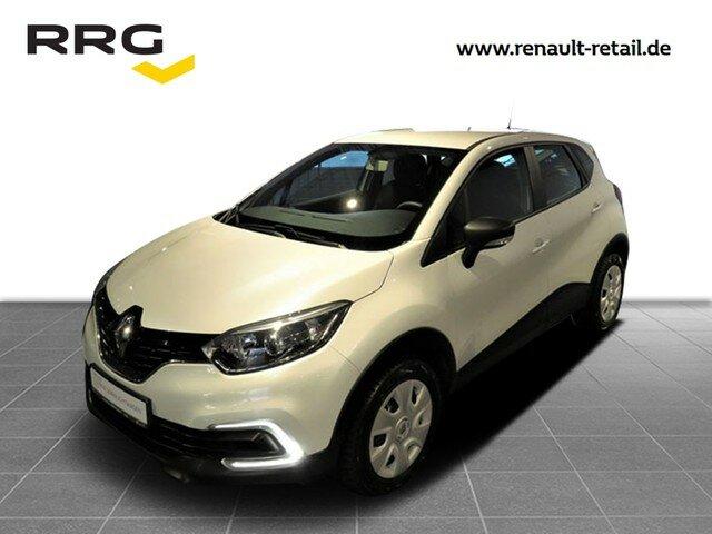 Renault Captur TCe 90 Life 0,99% Finanzierung!!, Jahr 2018, Benzin
