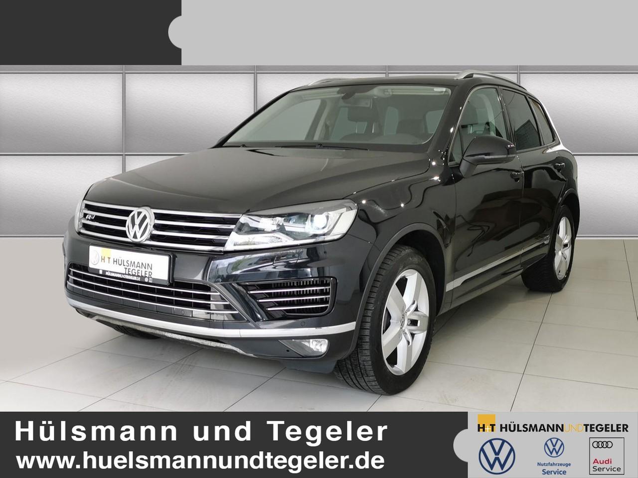 Volkswagen Touareg 3.0 TDI R-Line, Jahr 2016, Diesel