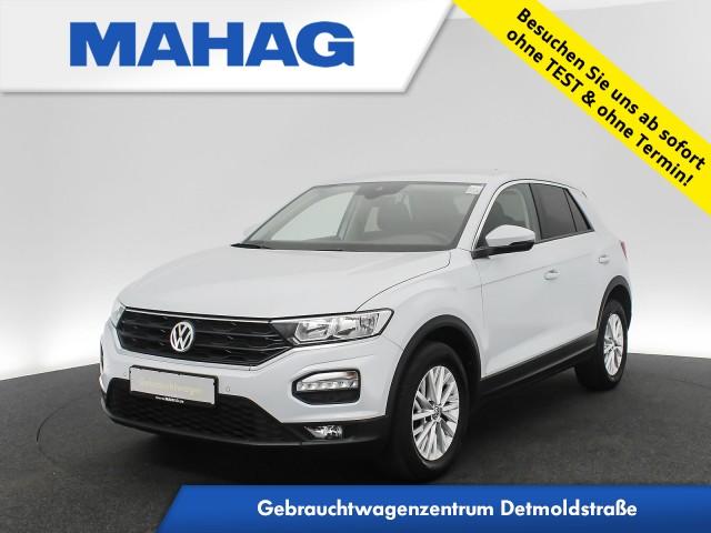 Volkswagen T-ROC 1.0 TSI Navi ACC FrontAssist Bluetooth 6-Gang, Jahr 2018, Benzin