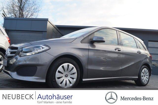 Mercedes-Benz B 220 d Navi/Standheizung/Rückfahrkamera/Spiegel, Jahr 2017, Diesel
