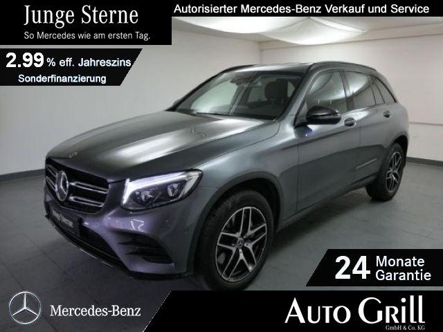 Mercedes-Benz GLC 350 d 4M AMG Night LED Comand 360°Kam Memory, Jahr 2017, Diesel