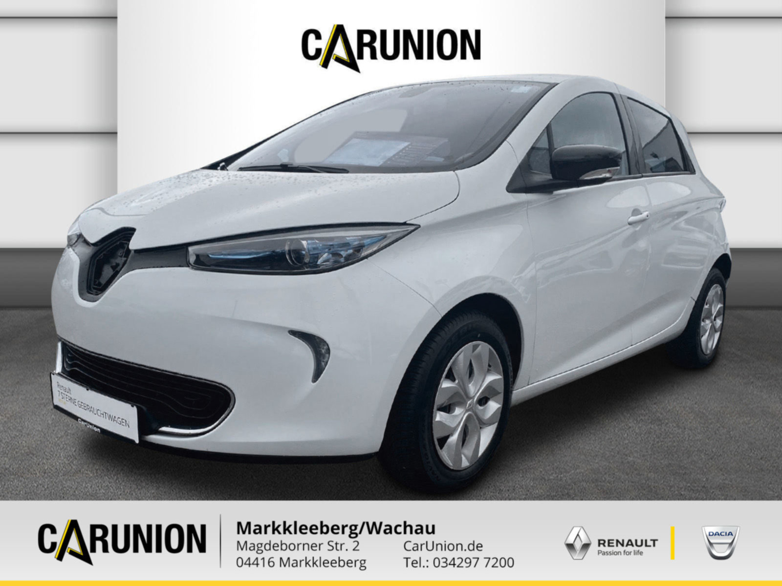 Renault ZOE LIFE Q210, Jahr 2014, Elektro