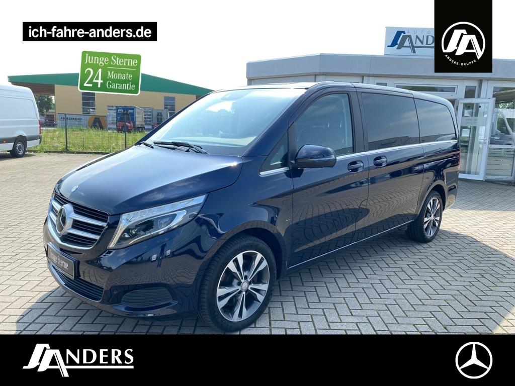 Mercedes-Benz V 250 Edit Avant/ L Distr*Memory*Comand*AHK-2,5t, Jahr 2016, Diesel