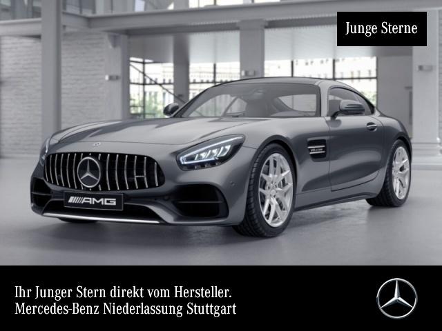 Mercedes-Benz AMG GT Bluetooth LED Vollleder Klima Einparkhilfe, Jahr 2019, Benzin