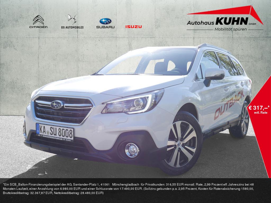Subaru Outback 2.5i Sport Lineartronic, Jahr 2019, Benzin