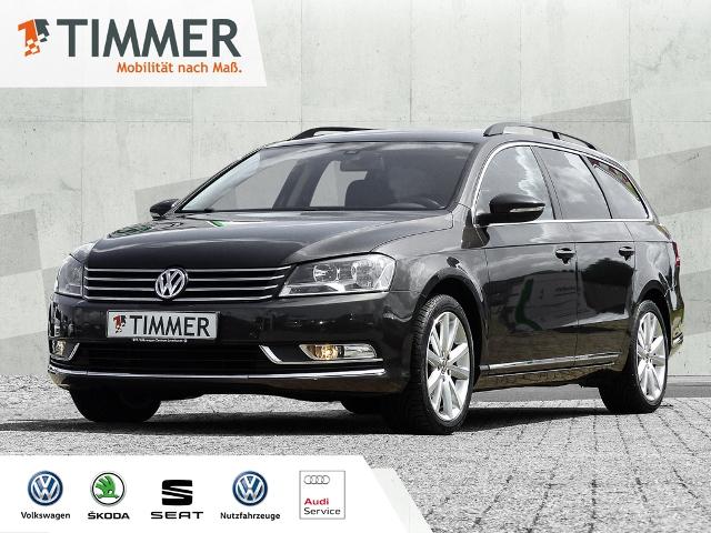 Volkswagen Passat Variant 1,4 TSI DSG Comfortline NAVI*GRA*, Jahr 2014, Benzin