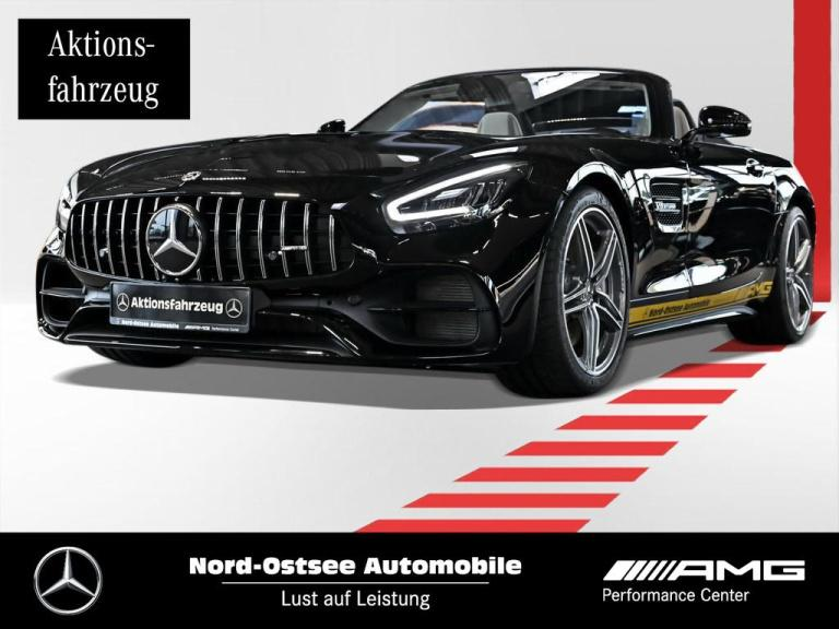 Mercedes-Benz AMG GT Roadster NIGHT DYNAMIC+ PERF.-SITZE COMAN, Jahr 2020, Benzin