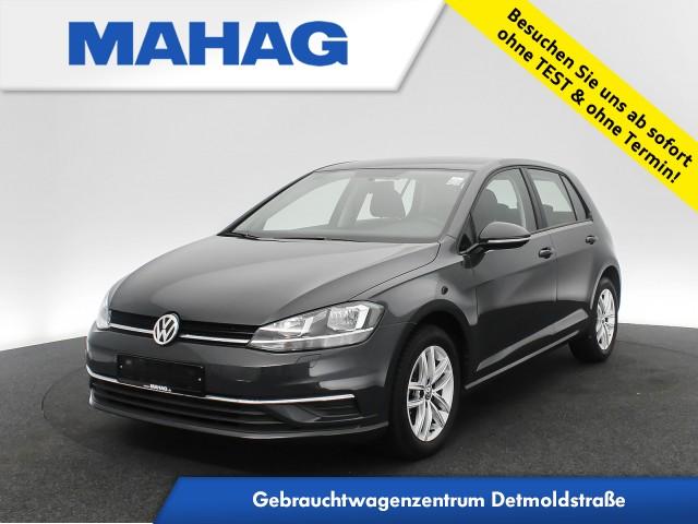 Volkswagen Golf VII COMFORTLINE 1.6 TDI Navi ParkPilot Bluetooth 16Zoll 5-Gang, Jahr 2019, Diesel