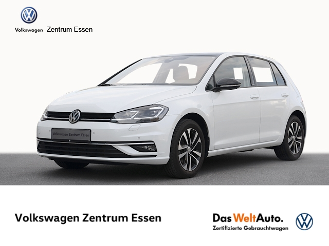 Volkswagen Golf IQ Drive 2.0 TDI DSG Pano Stdhzg. LED Navi RK, Jahr 2020, Diesel
