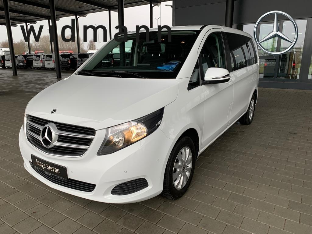 Mercedes-Benz V 200 d RISE Kompakt Klima,Navi,8-Sitzer, Jahr 2018, Diesel