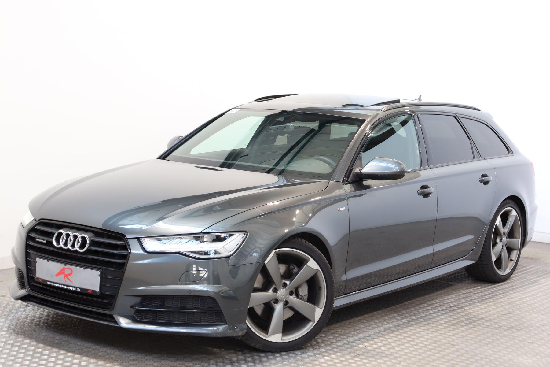 Audi A6 Avant 2.0 TFSI qu 3x S LINE MEMORY,OPTIKPAKET, Jahr 2016, Benzin