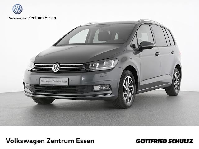 Volkswagen Touran Sound 1 6 TDI Navi SHZ PDC Alu, Jahr 2017, Diesel