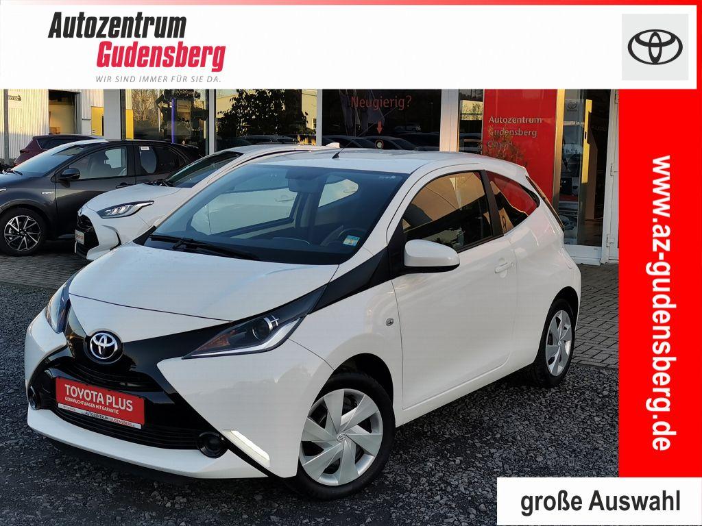 Toyota Aygo 1.0 X-Play 3-Türer +Klima +Audio+VSC/TRC+Bluetooth, Jahr 2016, Benzin