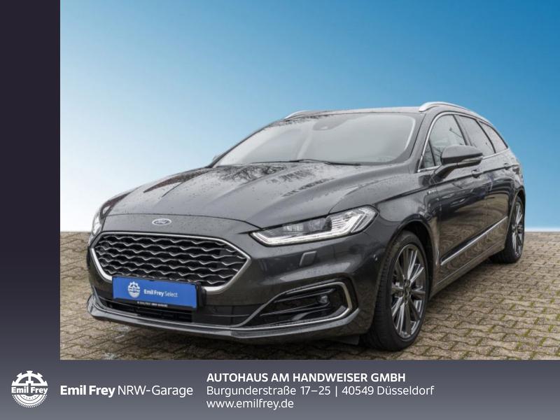 Ford Mondeo VIGNALE Turnier 2.0 EcoBlue Automatik, Jahr 2020, Diesel