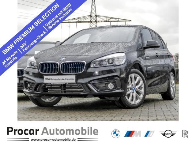BMW 225 Active Tourer xe iPerformance // LED DAB PDC v+h Sportsitze, Jahr 2017, Hybrid