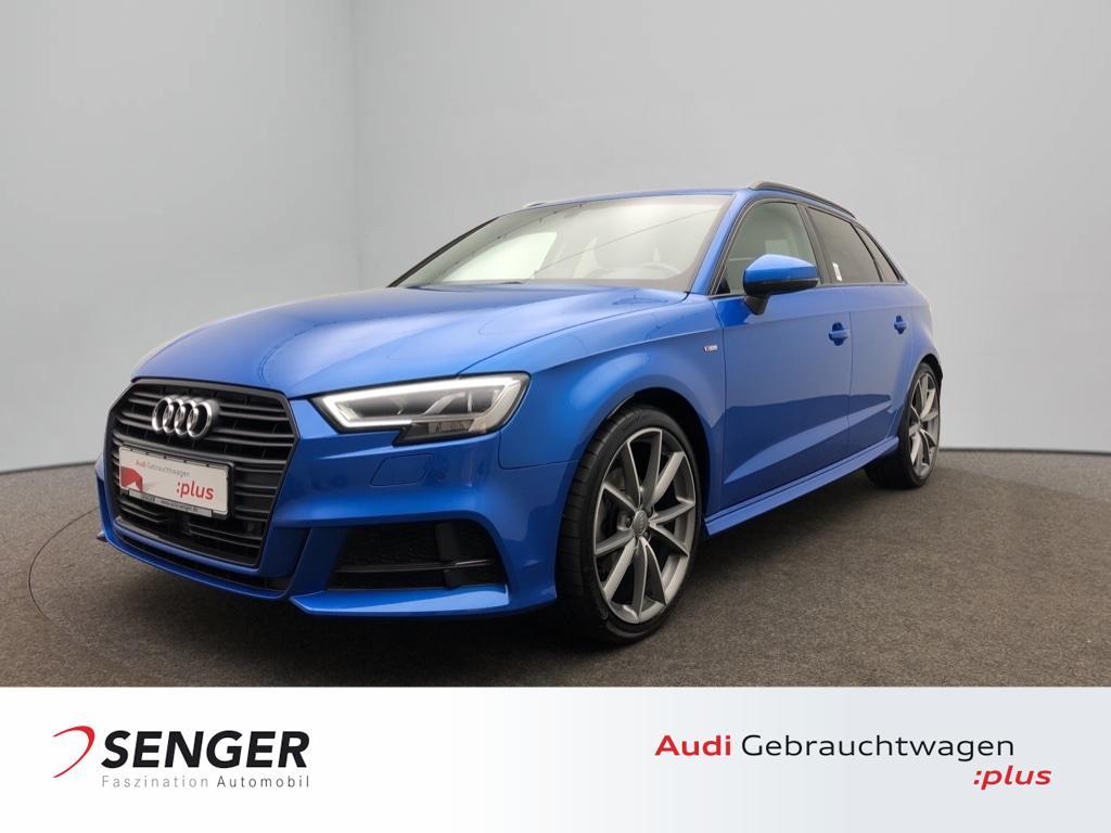 Audi A3 Sportback Sport 1.4 TSI S line S tronic Navi, Jahr 2017, Benzin