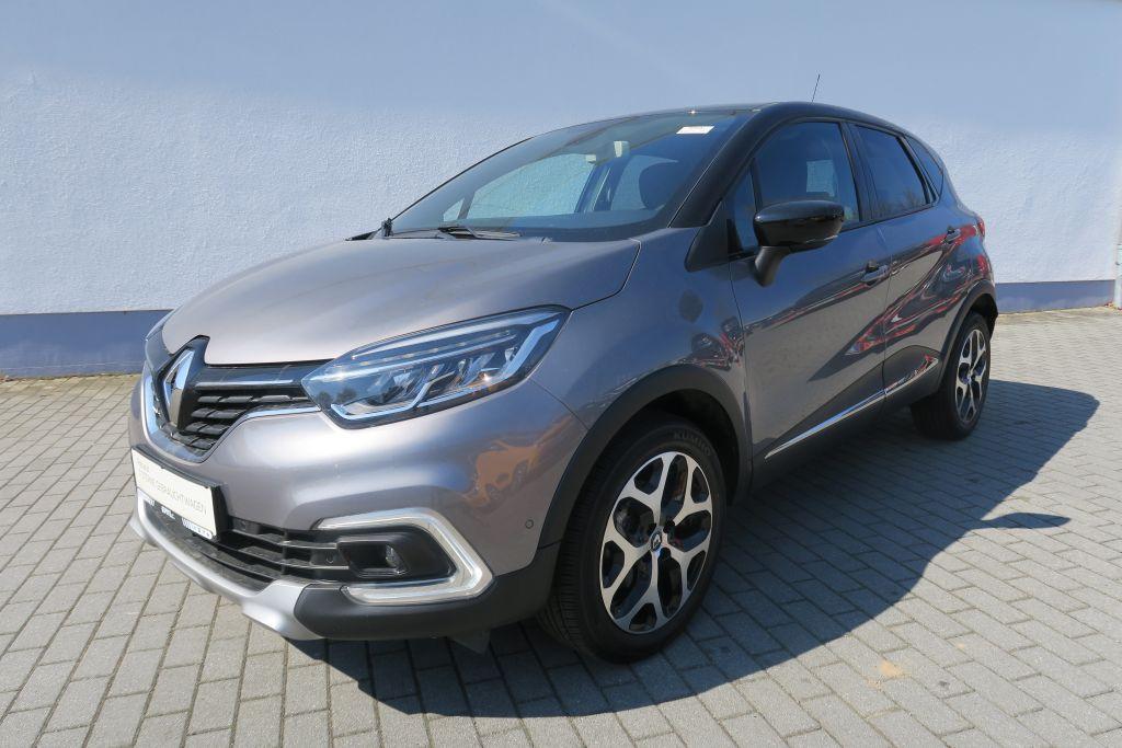 Renault Captur ENERGY TCe 120 EDC Crossborder, Jahr 2018, Benzin