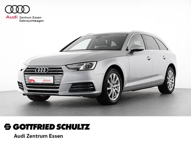 Audi A4 AVANT 2.0 TDI SPORT NAV SHZ XENON PDC VO FSE MUFU 6-GANG, Jahr 2018, Diesel