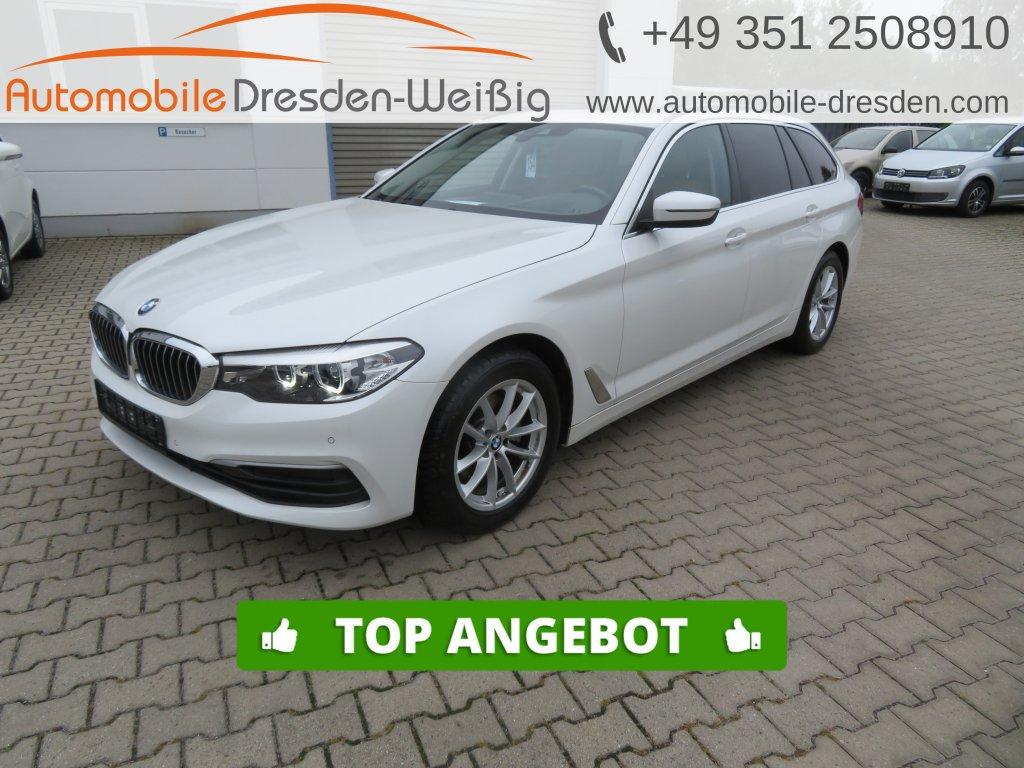 BMW 520 d Touring*Navi Prof*Head-Up*Leder*Pano*, Jahr 2017, Diesel