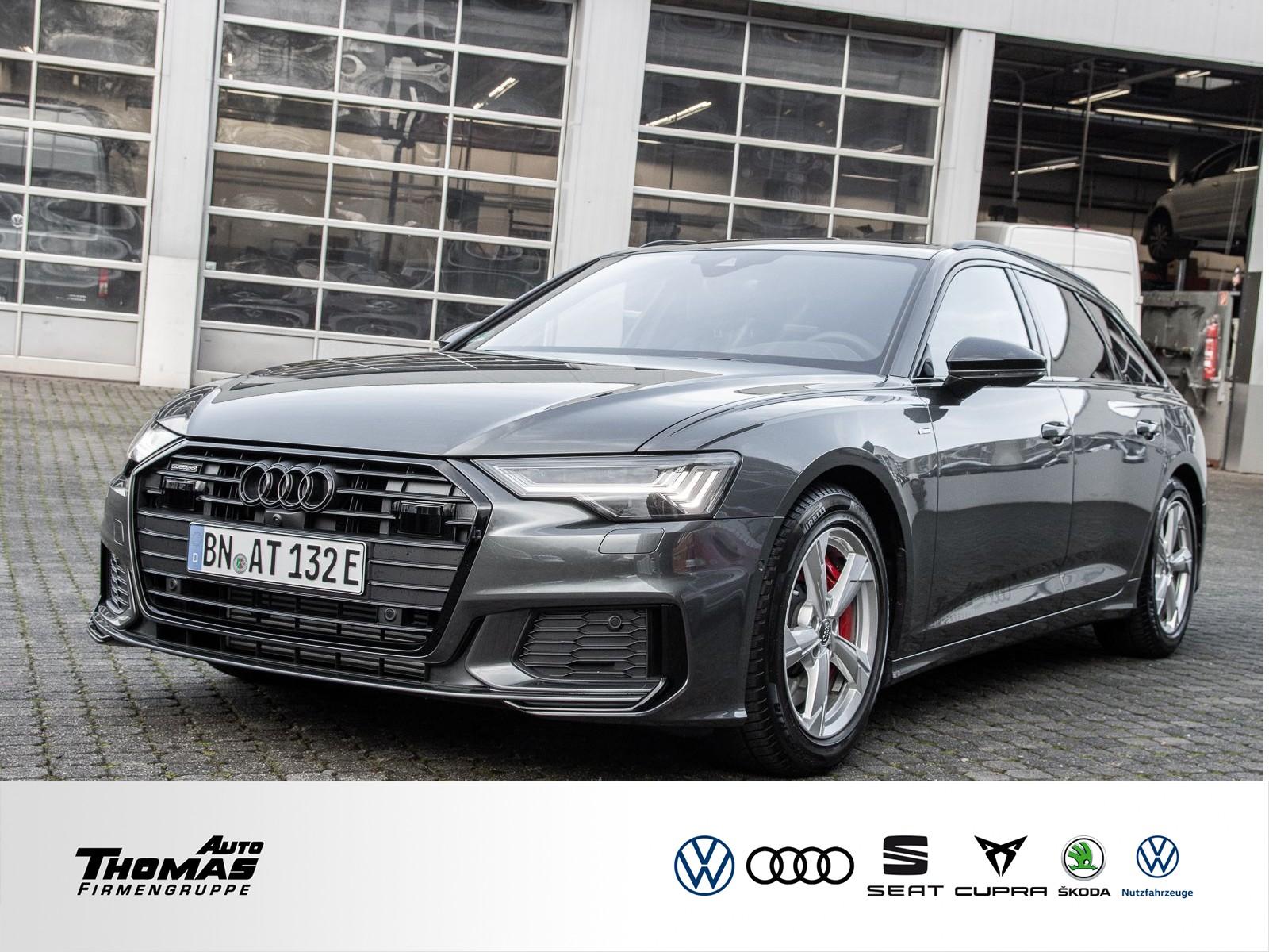 Audi A6 Avant sport 55 TFSI e quattro S line PANO+LED, Jahr 2020, Hybrid